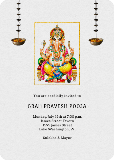 Online invitation card designs invites the holy ritual stopboris Image collections