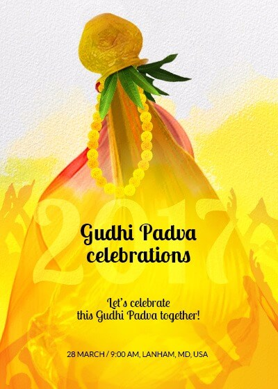 Gudhi Padwa - High in merry parade