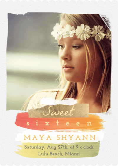 Sweet Tape - Photo Border