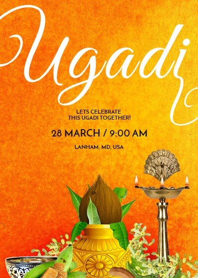 Ugadi - Auspicious Beginnings