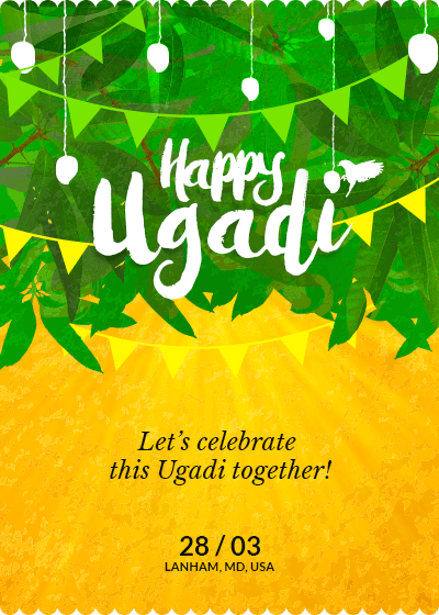 Ugadi - Party in Mango Groves