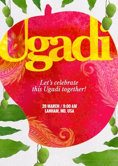Ugadi - Trance in a tropical orchard